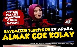 'Türkiye'de Ev Araba Almak Artık Çok Kolay'