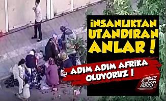 Diyarbakır'da İnsanlıktan Utandıran Anlar