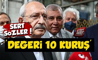 Kılıçdaroğlu'ndan Soylu'ya: Değeri 10 Kuruş