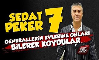 Sedat Peker 7 Daha da Bomba Çıktı