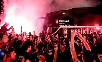 Süper Lig'in Şampiyonu Beşiktaş