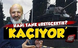 Tank Palet Fabrikasında İşler Değişti; Sancak Kaçıyor
