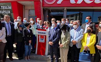 CHP'den Erzurum'a 60 Kişilik Heyet
