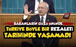 Kılıçdaroğlu: Böyle Rezalet Tarihimizde Yok