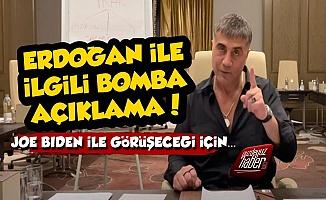 Sedat Peker'den Flaş Erdoğan Açıklaması
