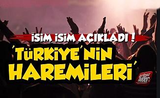 'Türkiye'nin 6 Tip Haramisi Var' Deyip İsim İsim Açıkladı