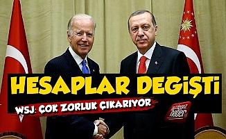 WSJ Erdoğan Biden Görüşmesini Yazdı