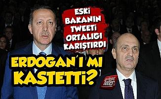 Erdoğan Bayraktar'ın Tweeti Ortalığı Karıştırdı
