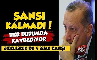 Erdoğan'ın Şansı Kalmadı, İşte O Rakamlar