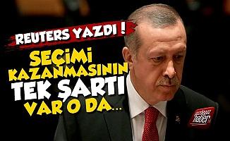 'Erdoğan'ın Seçimi Kazanmasının Tek Şartı Var'
