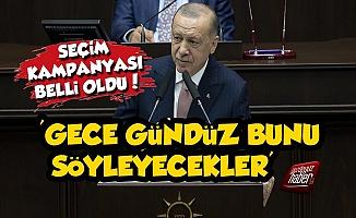 'Erdoğan ve AKP'liler Gece Gündüz Bunu Söyleyecekler'