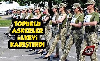 Topuklu Askerler Ülkeyi Karıştırdı