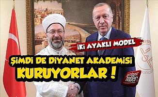 AKP'nin Yeni Projesi; Diyanet Akademisi