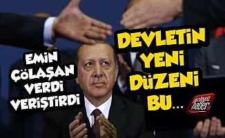 Emin Çölaşan'dan Erdoğan'a Olay Sözler
