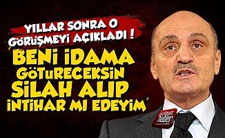 Erdoğan Bayraktar'la Görüşmesini İlk Kez Açıkladı