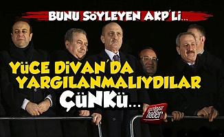 'Erdoğan Bayraktar ve Diğer Bakanlar Yüce Divan'da Yargılanmalıydı'