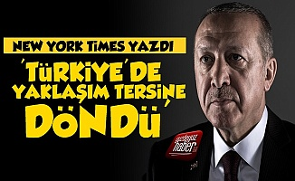 New York Times'tan Çarpıcı Erdoğan Analizi