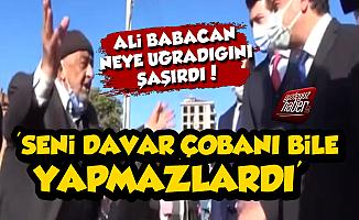 Ali Babacan, Kahramankazan'da Neye Uğradığını Şaşırdı