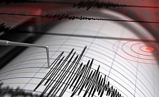İstanbul'da deprem mi oldu? 2 Ekim Pazartesi Kandilli deprem listesi