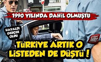 Türkiye, 1990 Yılında Elde Ettiği Ünvanını da Kaybetti!