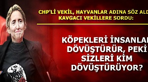 'BEN HAYVANLARIN TEMSİLCİSİYİM'