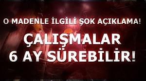 ÇALIŞMA 6 AY SÜREBİLİR...
