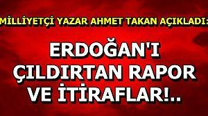 ERDOĞAN'I ÖYLE SİNİRLENDİRDİ Kİ...