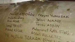 MEHMETÇİK ŞEHİTLERİN ADLARIYLA VURDU...