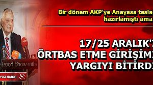 O DA AKP'YE YÜKLENDİ...