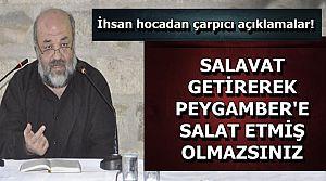 'SALAT EŞİTTİR SALAVAT DEĞİLDİR'