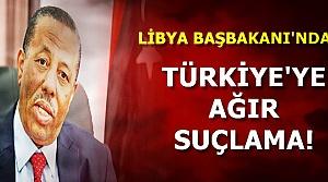 TÜRKİYE'YE AĞIR SUÇLAMA...