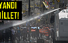 YANDI MİLLET! 60 YENİ TOMA, 400 BİN BİBER GAZI...
