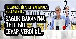 FESTİVALDE SERT YANITLAR VERDİ!