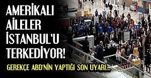 HIZLA ÜLKEYİ TERKETTİLER...