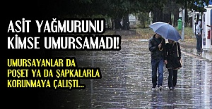 KİMSE UMURSAMADI...