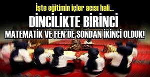 SONDAN İKİNCİ TÜRKİYE...