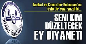 KAPATIN BU DİYANETİ!..