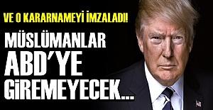 SÖZÜNÜ TUTTU, İMZALADI!..
