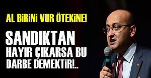 ERDOĞAN ÜZERİNİ ÇİZMİŞTİ AMA...