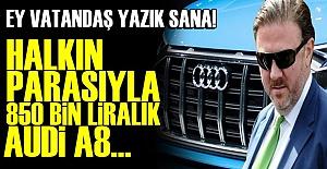 SEN DERDİNE YAN VATANDAŞ!..