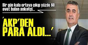 'YÜZDE 60'LIK ADİL GÜR AKP'DEN PARA ALDI...'
