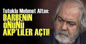'AKP'LİLER DEĞİL DE BEN Mİ FETÖ'CÜYÜM'