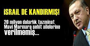 MAVİ MARMARA'DA TAZMİNAT ŞOKU!