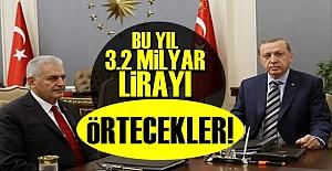 ÖRTÜLÜ DE YÜZDE BİN 350'LİLİK ARTIŞ!