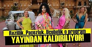'UCUBE' PROGRAM YAYINDAN KALKIYOR!