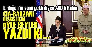 CIA-BARZANİ İLİŞKİSİNİ AÇIKLADI!..