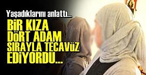 TÜRKMEN KADIN IŞİD DEHŞETİNİ ANLATTI!
