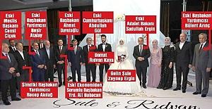 ERDOĞAN'IN TASFİYE ETTİĞİ EKİP BULUŞTU!