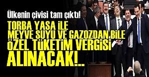 GÜLE OYNAYA EVLERE ŞENLİK VERGİ GETİRDİLER!..