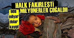 HALK FAKİR MİLYONER ÇOK!..